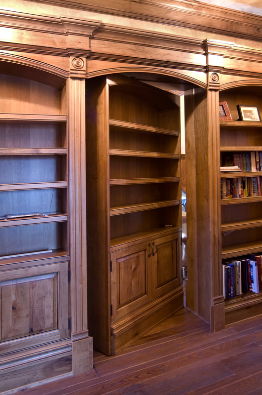 Cool woodworking, bespoke architectural woodworking, cabinets, millwork, casework, Montana