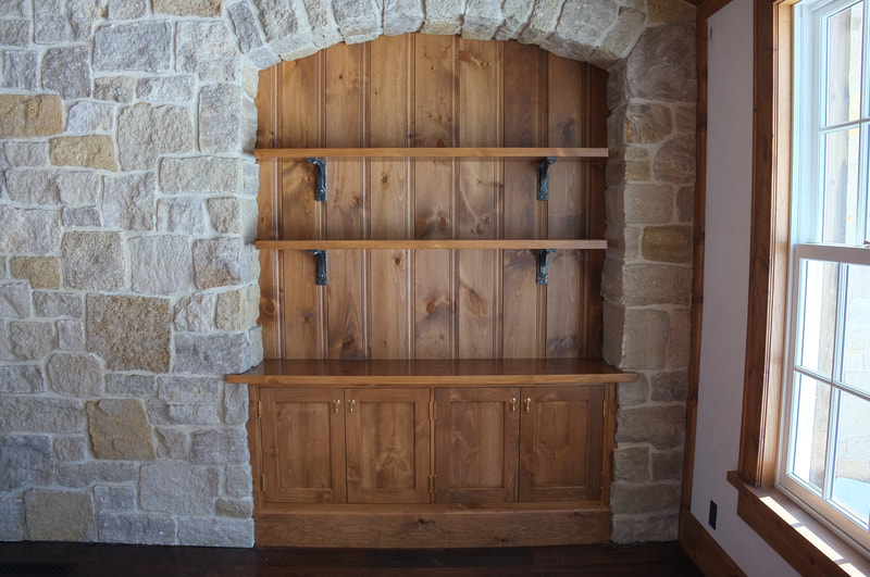 Innovative woodworking, bespoke architectural design, high end wood working, Montana, Wyoming